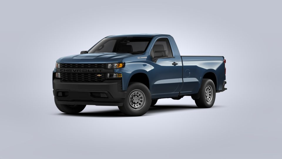 2020 Chevrolet Silverado 1500 Vehicle Photo in Thompsontown, PA 17094