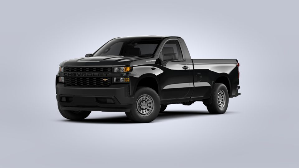2020 Chevrolet Silverado 1500 Vehicle Photo in Van Nuys, CA 91401