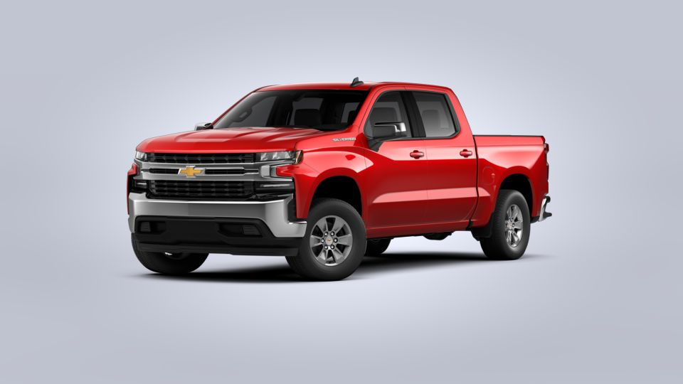 New Red Hot 2020 Chevrolet Silverado 1500 for Sale in ...