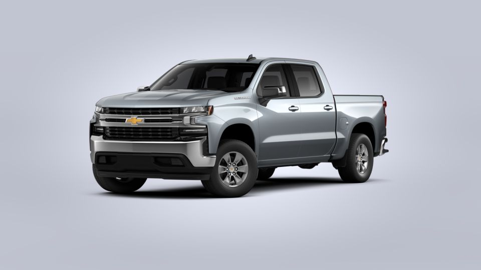 2020 Chevrolet Silverado 1500 Vehicle Photo in Chickasha, OK 73018
