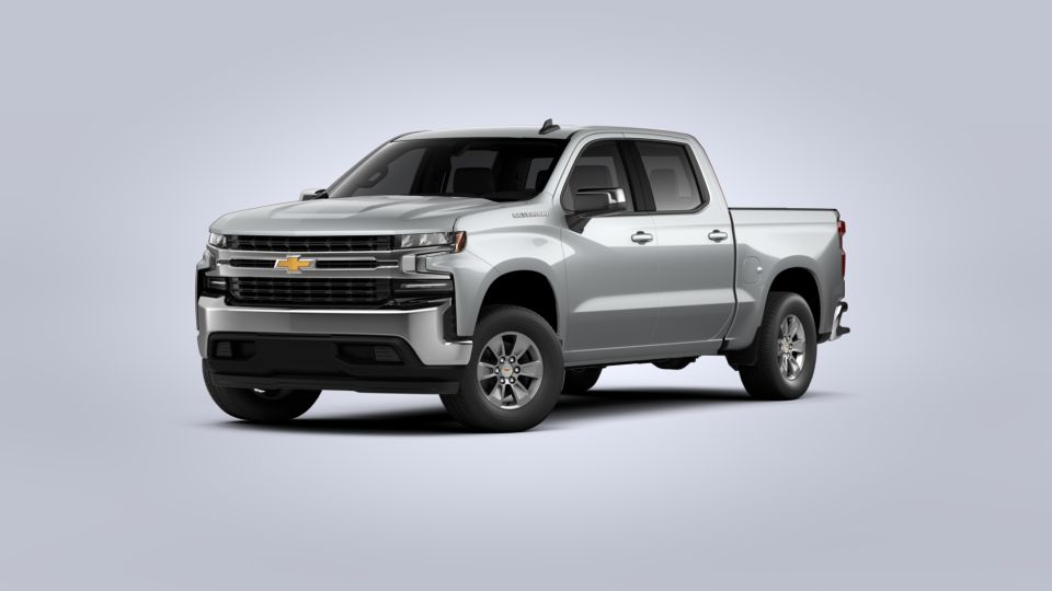2020 Chevrolet Silverado 1500 Vehicle Photo in Monroe, NC 28110