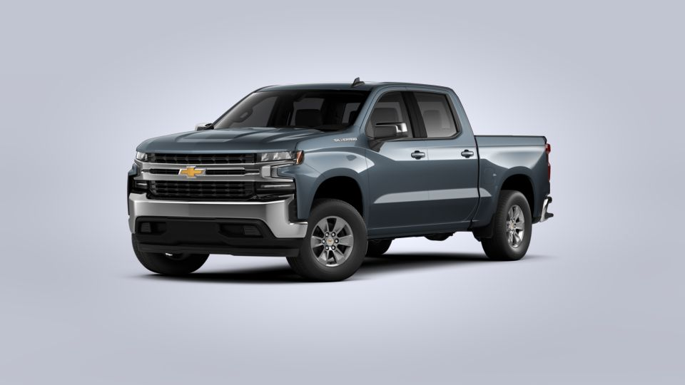 2020 Chevrolet Silverado 1500 Vehicle Photo in Edinburg, TX 78542