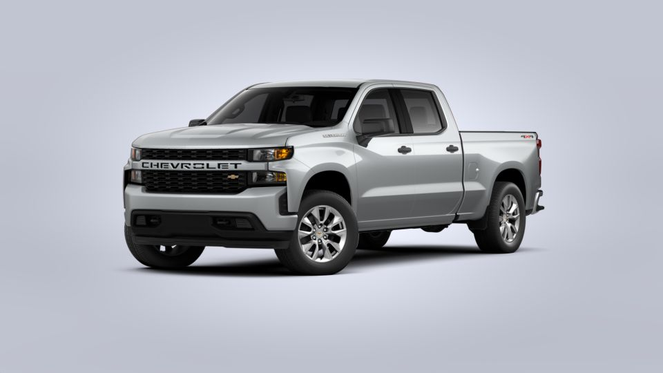 2020 Chevrolet Silverado 1500 Vehicle Photo in Midlothian, VA 23112
