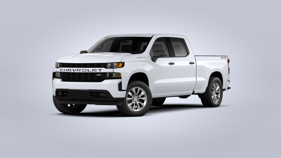 2020 Chevrolet Silverado 1500 Vehicle Photo in Fort Scott, KS 66701