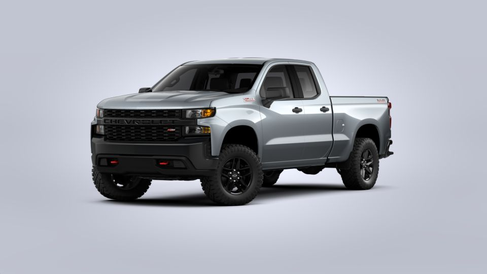 2020 Chevrolet Silverado 1500 Vehicle Photo in Puyallup, WA 98371