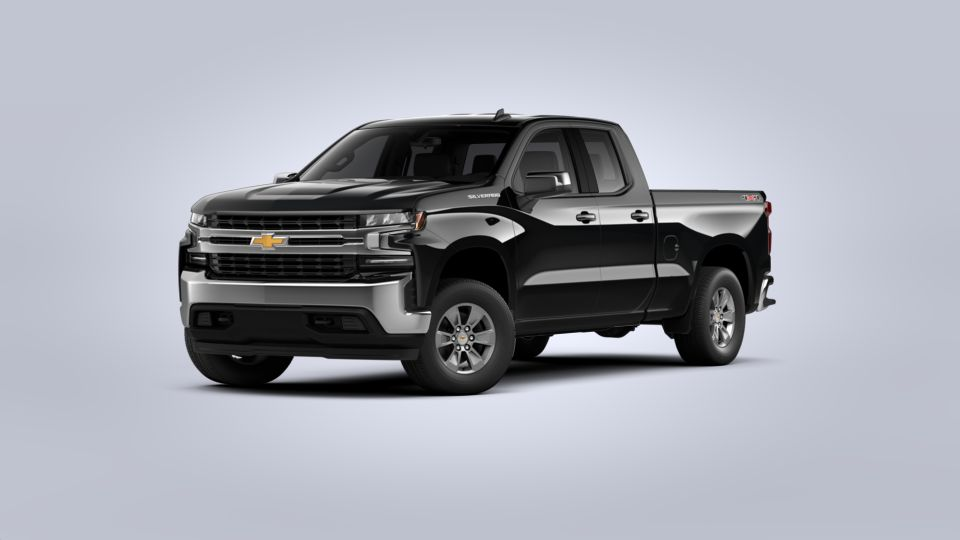 2020 Chevrolet Silverado 1500 Vehicle Photo in Emporia, VA 23847