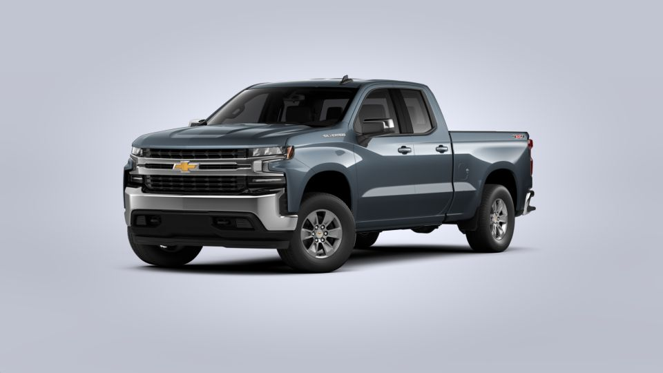 2020 Chevrolet Silverado 1500 Vehicle Photo in Medina, OH 44256