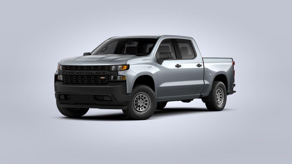 2020 Chevrolet Silverado 1500 Vehicle Photo in La Mesa, CA 91942