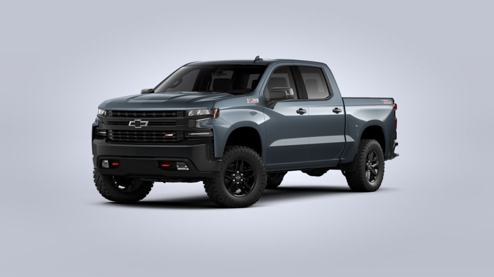 2020 Chevrolet Silverado 1500 Vehicle Photo in Menomonie, WI 54751