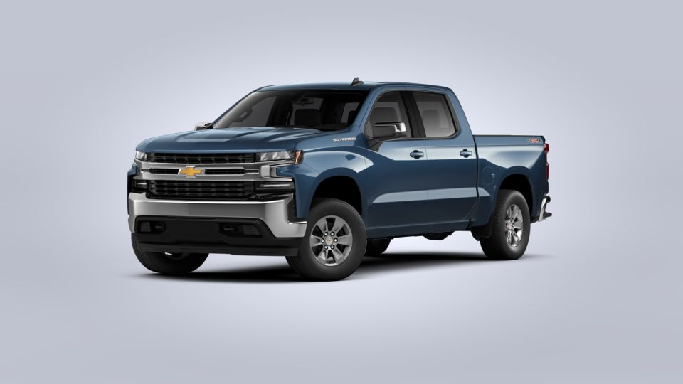 albuquerque northsky blue metallic 2020 chevrolet silverado 1500 new truck for sale t108367 larry h miller casa chevrolet