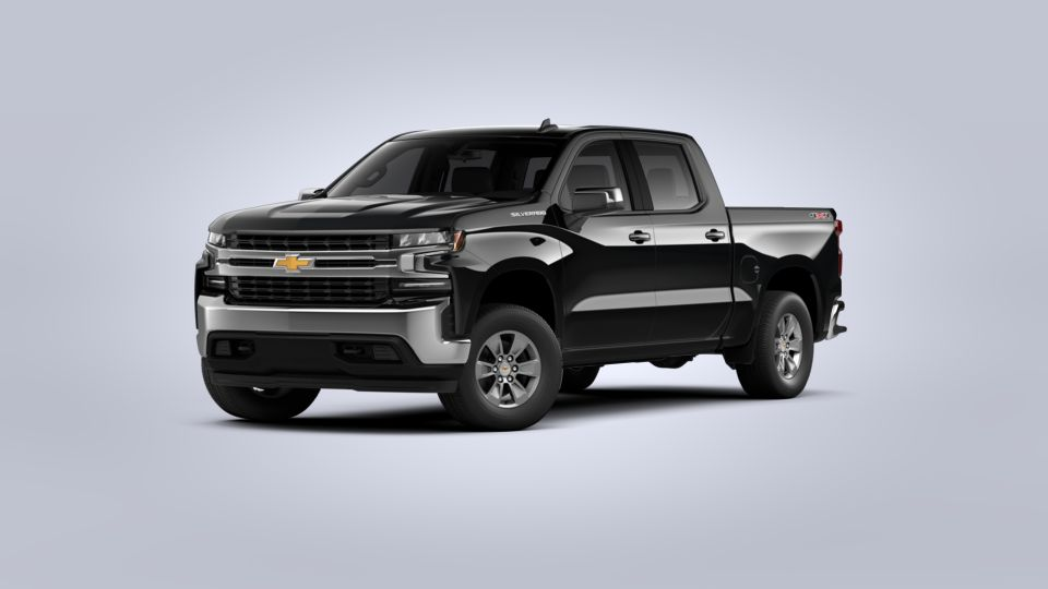 2020 Chevrolet Silverado 1500 Vehicle Photo in Greensboro, NC 27407
