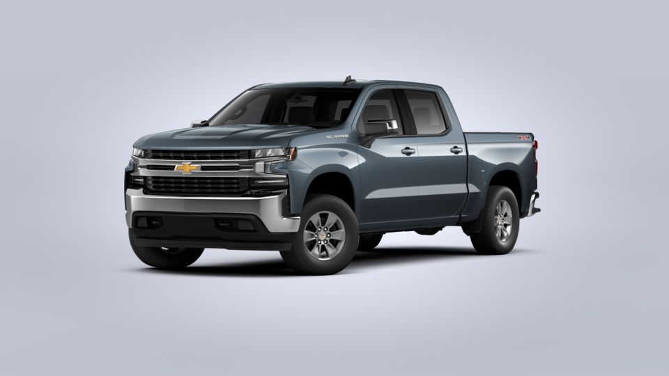 2020 Chevrolet Silverado 1500 Vehicle Photo in Vincennes, IN 47591