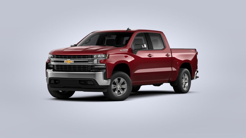 2020 Chevrolet Silverado 1500 Vehicle Photo in Danville, KY 40422