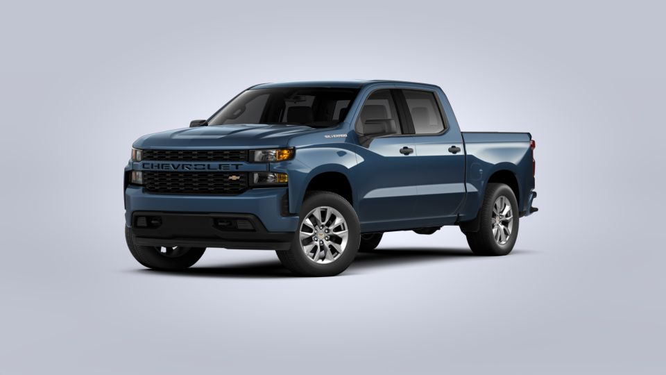 2020 Chevrolet Silverado 1500 Vehicle Photo in Lubbock, TX 79412