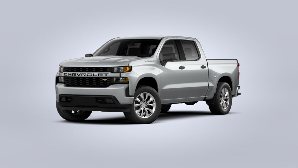 2020 Chevrolet Silverado 1500 Vehicle Photo in Jasper, GA 30143