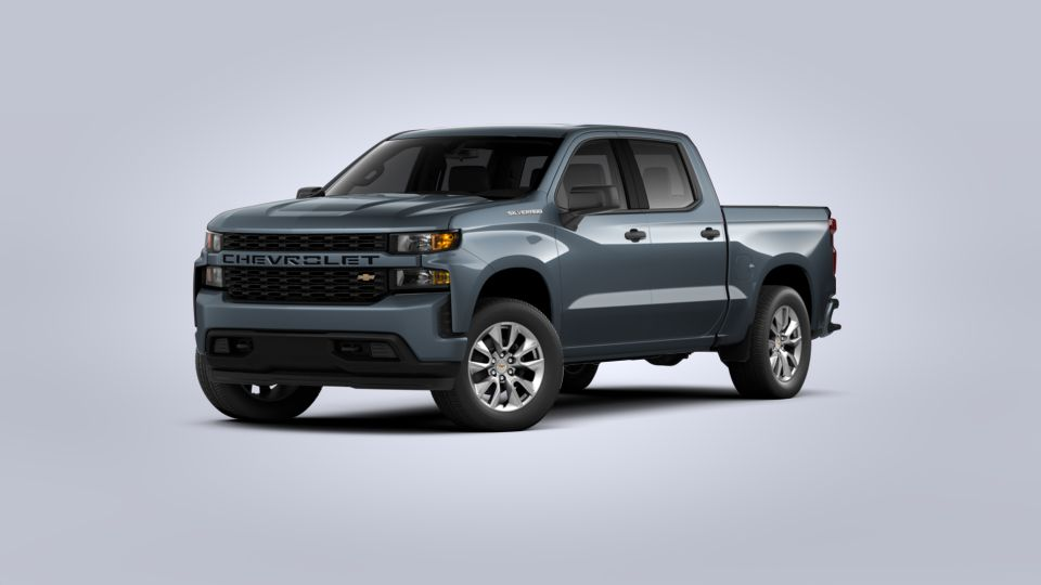 2020 Chevrolet Silverado 1500 Vehicle Photo in Wilmington, NC 28403