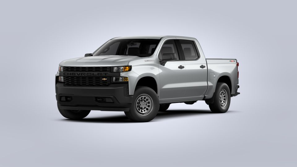 2020 Chevrolet Silverado 1500 Vehicle Photo in San Angelo, TX 76903