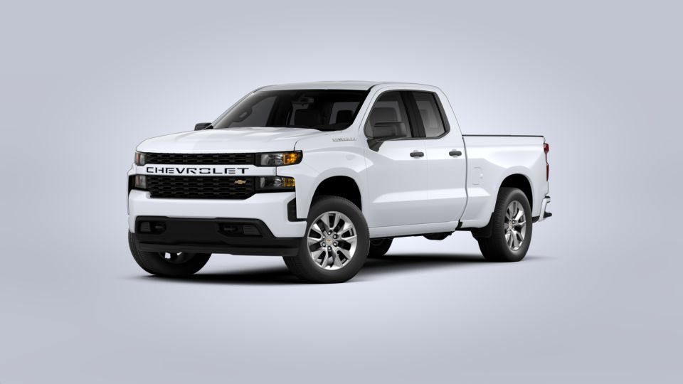 2020 Chevrolet Silverado 1500 Vehicle Photo in Rome, GA 30161