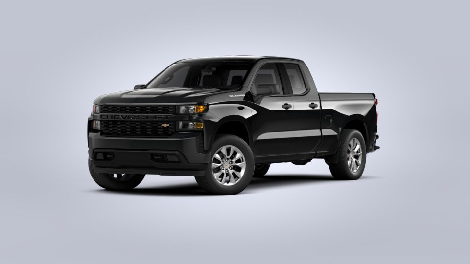 2020 Chevrolet Silverado 1500 Vehicle Photo in Tulsa, OK 74133
