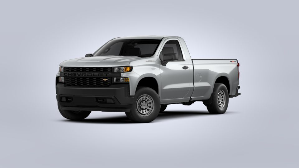 2020 Chevrolet Silverado 1500 Vehicle Photo in Hudsonville, MI 49426