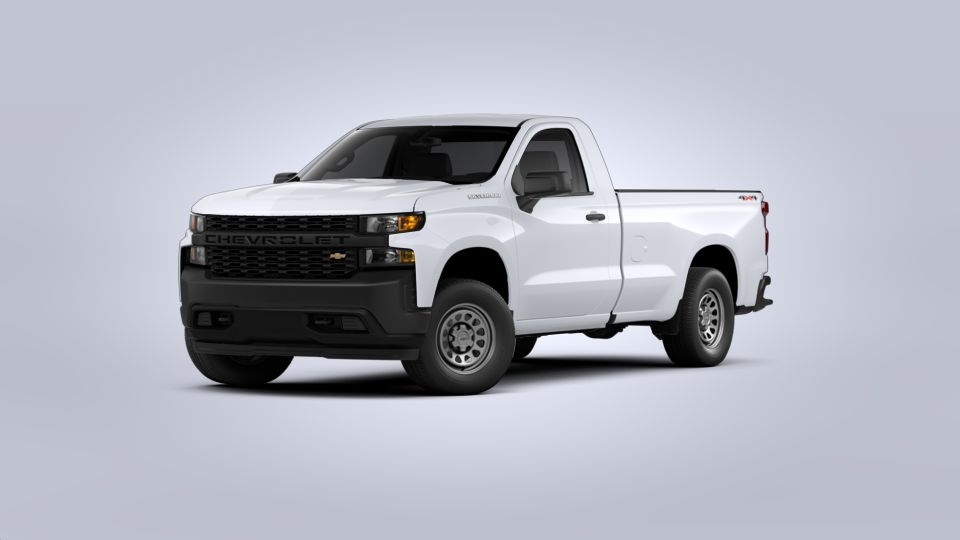2020 Chevrolet Silverado 1500 Vehicle Photo in Clinton, MI 49236