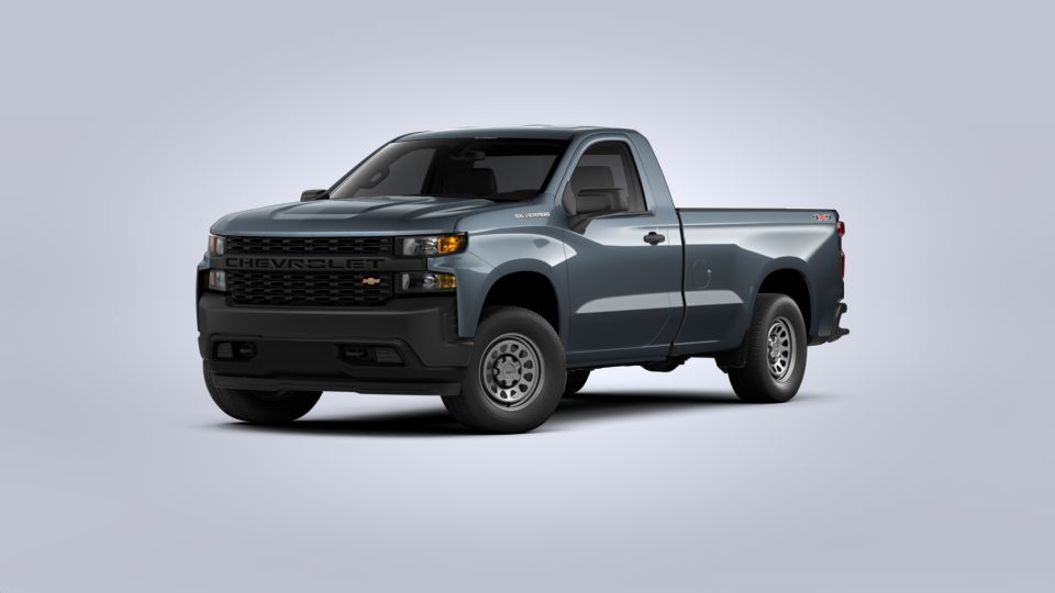 2020 Chevrolet Silverado 1500 Vehicle Photo in Little Falls, NJ 07424