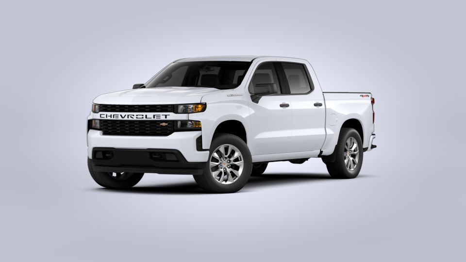 2020 Chevrolet Silverado 1500 Vehicle Photo in Hudson, MA 01749