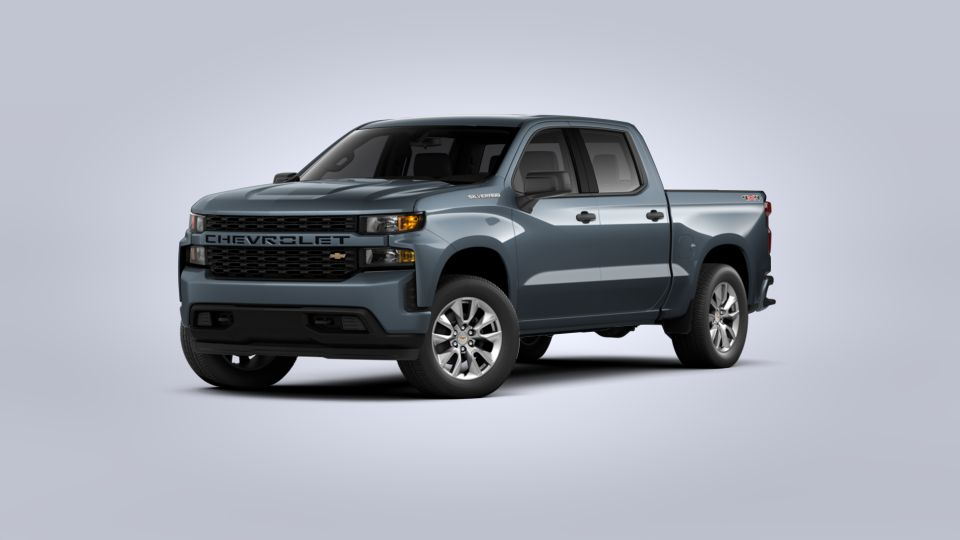 2020 Chevrolet Silverado 1500 Vehicle Photo in Burlington, WI 53105
