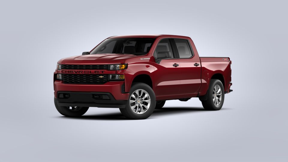 2020 Chevrolet Silverado 1500 Vehicle Photo in Chelsea, MI 48118