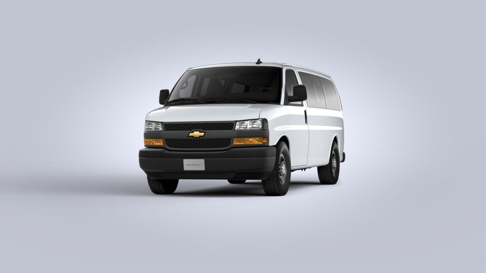 2020 Chevrolet Express Passenger Vehicle Photo in Vincennes, IN 47591