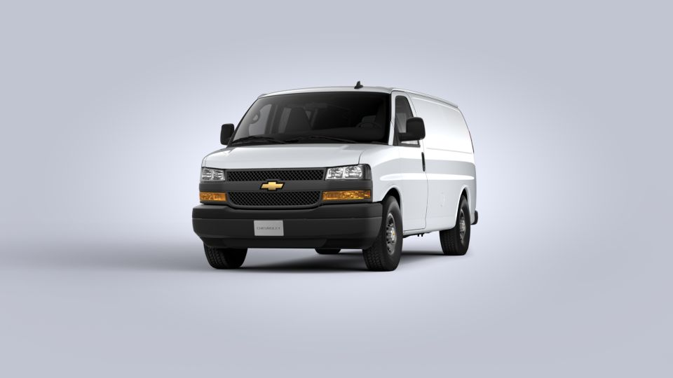 2020 Chevrolet Express Cargo Van Vehicle Photo in San Angelo, TX 76903