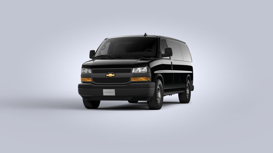 2020 Chevrolet Express Cargo Van Vehicle Photo in West Harrison, IN 47060