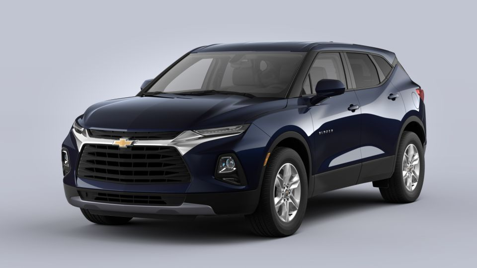 2020 Chevrolet Blazer Vehicle Photo in Gardner, MA 01440