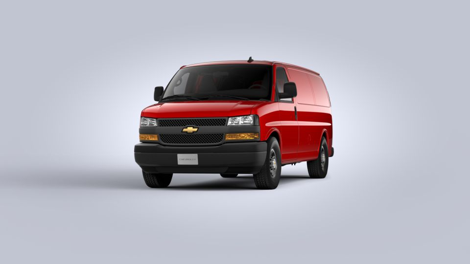 2020 Chevrolet Express Cargo Van Vehicle Photo in San Leandro, CA 94577