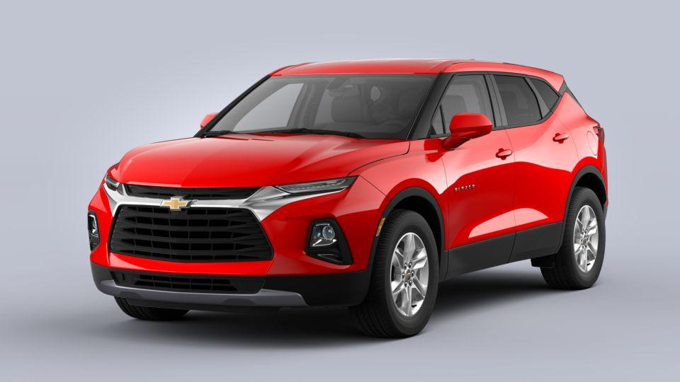 2020 Chevrolet Blazer Vehicle Photo in Mukwonago, WI 53149