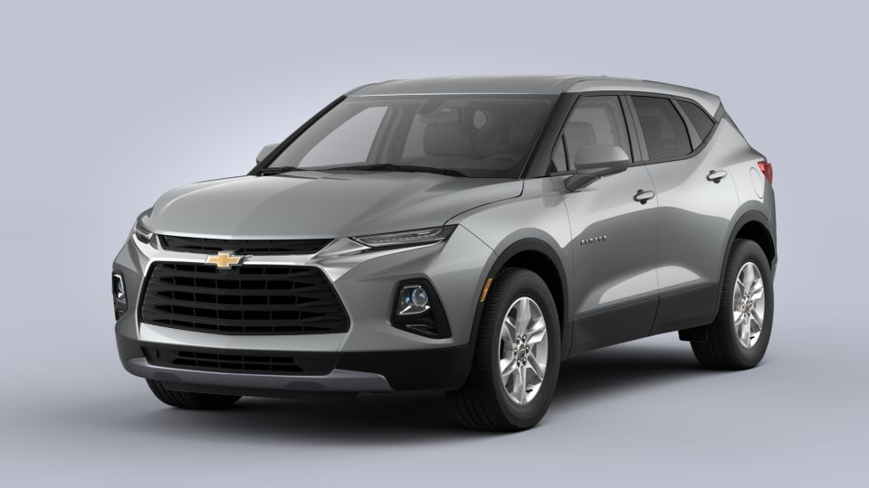 2020 Chevrolet Blazer Vehicle Photo in Lubbock, TX 79412