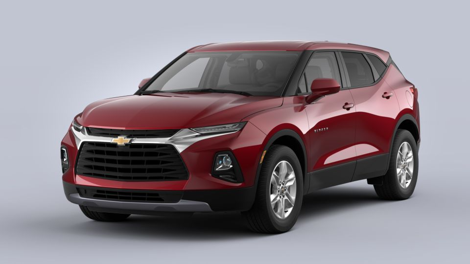 2020 Chevrolet Blazer Vehicle Photo in San Leandro, CA 94577