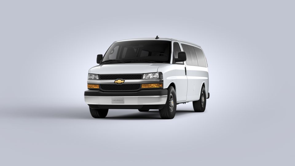 2020 Chevrolet Express Passenger Vehicle Photo in Beaufort, SC 29906