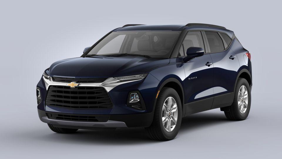 2020 Chevrolet Blazer Vehicle Photo in Manhattan, KS 66502