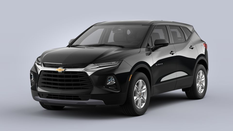 2020 Chevrolet Blazer Vehicle Photo in San Angelo, TX 76903