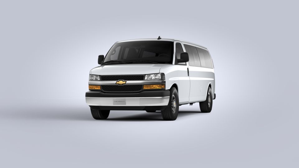 2020 Chevrolet Express Passenger Vehicle Photo in Joliet, IL 60435