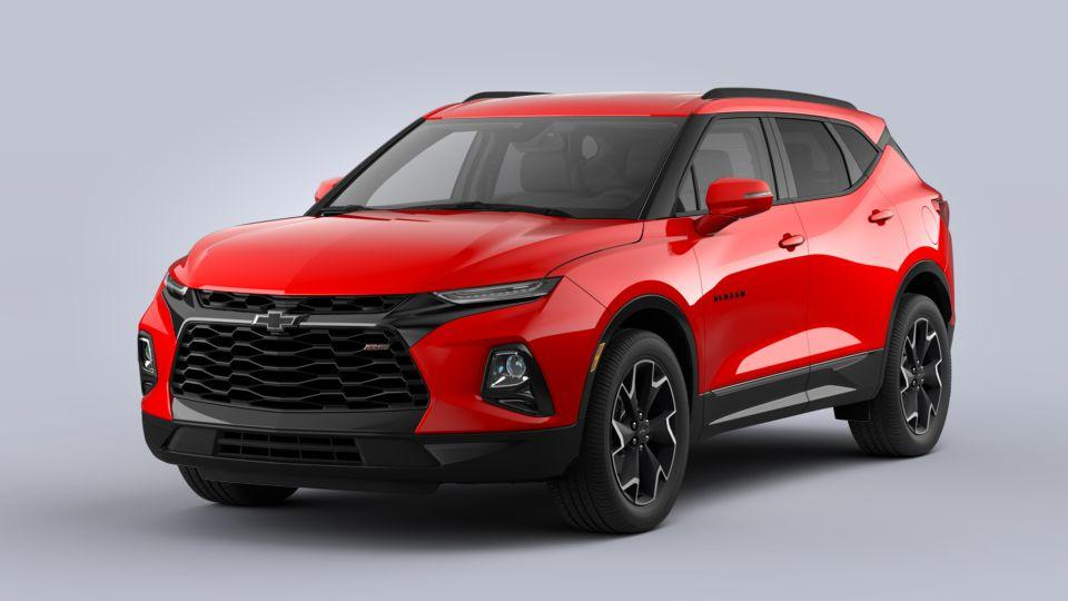 2020 Chevrolet Blazer Vehicle Photo in Freeland, MI 48623