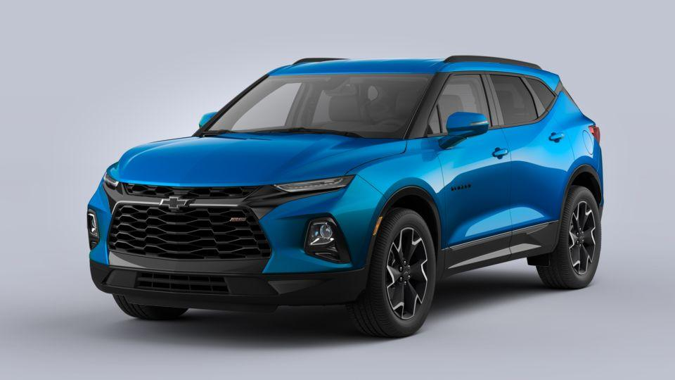 2020 Chevrolet Blazer Vehicle Photo in Vincennes, IN 47591