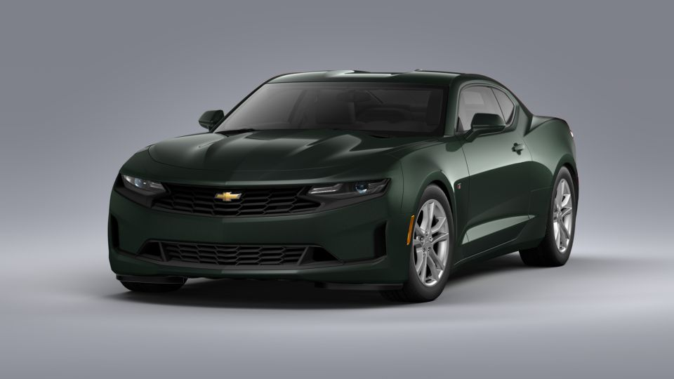 2020 Chevrolet Camaro Vehicle Photo in San Angelo, TX 76903