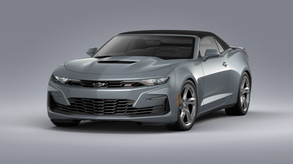 2020 Chevrolet Camaro Vehicle Photo in Tulsa, OK 74133