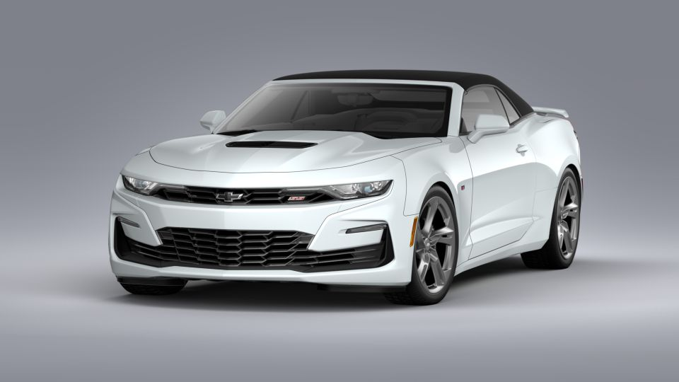 2020 Chevrolet Camaro Vehicle Photo in Greensboro, NC 27407
