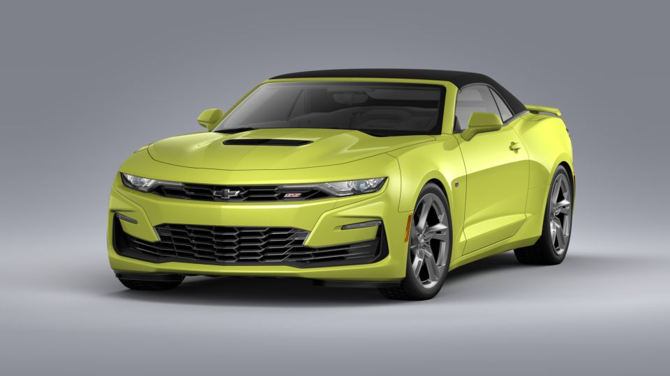 2020 Chevrolet Camaro Vehicle Photo in Wilmington, NC 28403