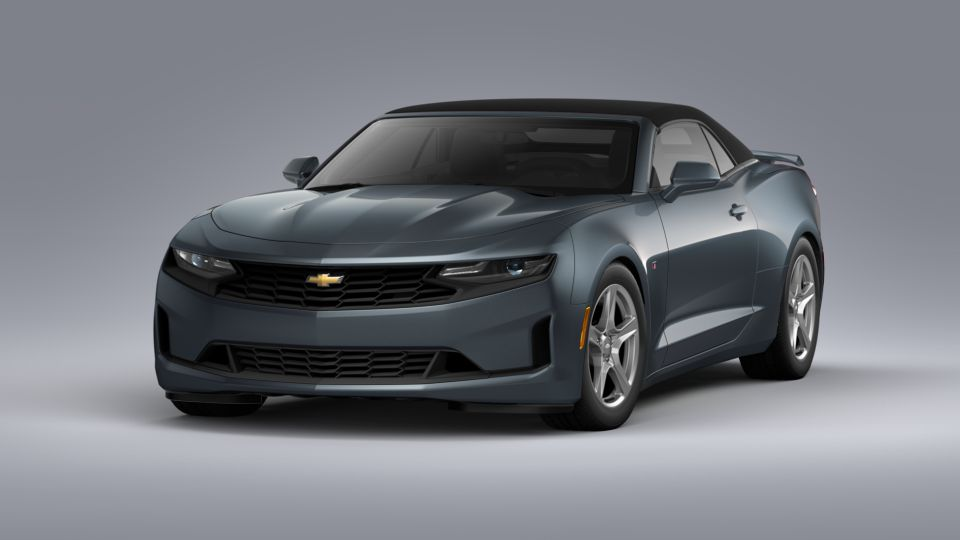 2020 Chevrolet Camaro Vehicle Photo in Bellevue, NE 68005