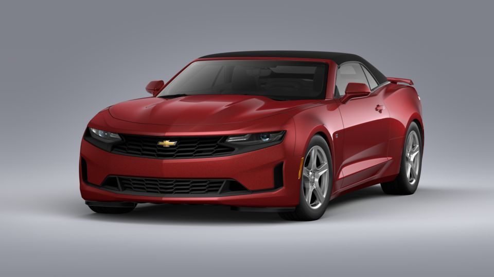 2020 Chevrolet Camaro Vehicle Photo in Paramus, NJ 07652