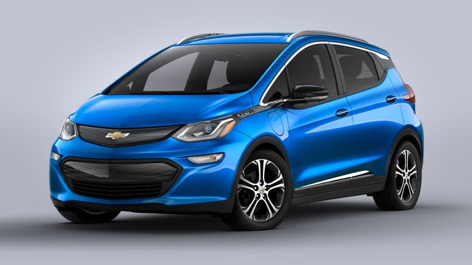 2020 Chevrolet Bolt EV Vehicle Photo in Spokane, WA 99207